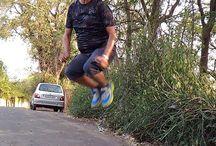 Jump / Jump Pose