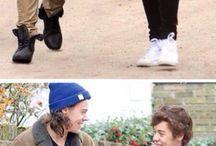 Louis & Harry - aka Larry ❤️❤️