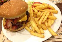 Love food.