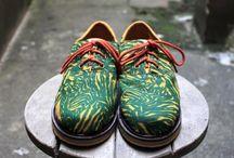 Gasp + Farrapo / Apresentamos à vocês uma linha de calçados desenvolvidos em parceria com a Farrapo! Que reutiliza tecidos vintage para a criação de peças únicas, focando no upcycling e custom. Assim como as peças da Farrapo, os calçados desenvolvidos em parceria com a Gasp também são únicos, apenas um par de cada é produzido!