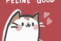 cat puns