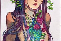 Artista: Quing Han - Quinniart