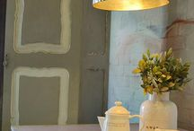 DIY by Paint & Decor / Our passion for creativity has led to the start of our In-House Creative Studio: Verbeelding - We LOVE playing with paint and DIY. Join us on our creative love affair - DO TRY THIS AT HOME