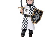Knights kids birthday party