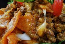 Mexican food / by Jennifer Reynolds