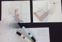 Artist impression 1 / Schetsontwerpen/voorstellen voor diverse opdrachtgevers.... By JRL's