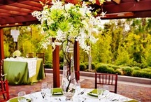 FG_Tall Centerpieces / Tall Centerpieces created by Flora Glamor