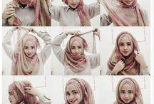 Hijab pictorials