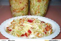 Jídlo,saláty