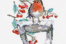 πουλακια σε λουλουδια 6