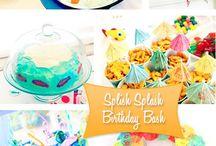 Pearl's Splash Party! / by Lianna Jensen