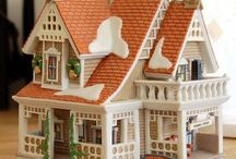 Dept 56 New England / by Charlotte LaBier