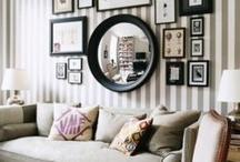 Living room / by Andrea Beecham