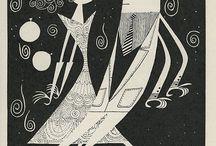 ilustracje i plakaty