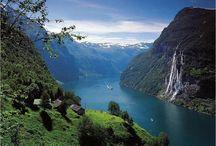 Bilder fra Norge