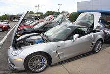 Chevrolet Corvette / Largest corvette dealer in the central region! #1 Corvette Dealer in Illinois! #1 Volume Corvette Dealer in USA! NEW/USED Cars Available at BILL STASEK CHEVROLET 847-537-7000 www.stasekchevrolet.com