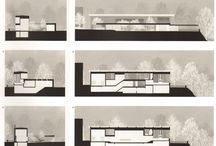 Arkkitehtien piirrokset