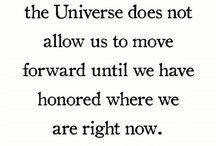 Lois de l'Univers