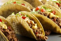 Taco's and Tex Mex! / by Kathy Parker