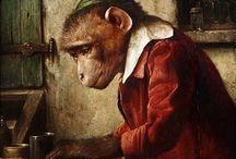 Opičárny