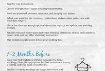Wedding | Checklists