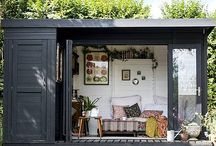 Woman Shed
