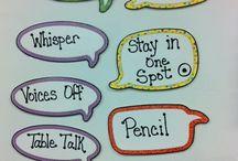 Classroom Behavior / Management / by Allison Majam