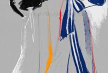 Иллюстрация: fashion