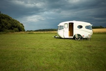 Camping Fun / The way to getaway / by C A