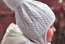 шапка/шарфы
