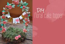 Cake Toppers / by Charaze Ugmad