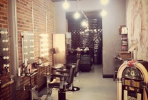 Salon Sin / The quirky features of Salon Sin Camden Town 8 Kentish Town Road