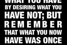 Words to live by / by Jenna Wondrash