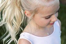 Girls hair inspo