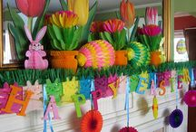 Spring decorating ideas / by Lisa Myers