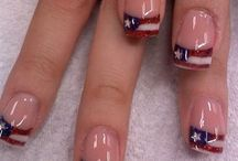 Nails / by Mickenzie Carlyon