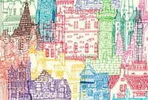 Illustration architecture