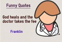 Funny Quotes / Quotes which are funny and humorous