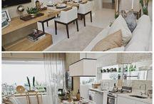 kuchyně, obýváky