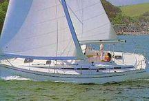 Cruising Sailboats