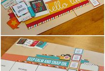 scrapbook layouts / by Sarah Bucek