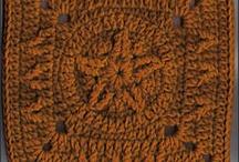 Crochet - Star Patterns / Star inspired by crochet