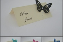 Table Cards / by Sue Pierson