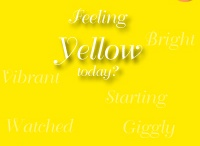 colorhues yellows / about the personality and beauty of Yellow.