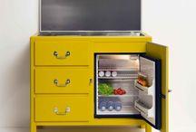 Muebles funcionales / Functional furniture / ¡Ideas de mobiliario para sacar el máximo rendimiento a tu espacio!