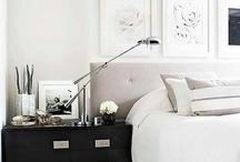 Beyaz oda / Otel yatak odaları