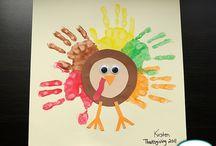 Thanksgiving / by Amanda Tilley