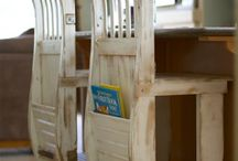 Wood working ideas / by Kelly Gille