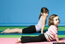 Kiddie Yoga / by Hannah Hilton