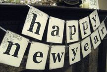 new year's eve / by Dori Aleman-Medina